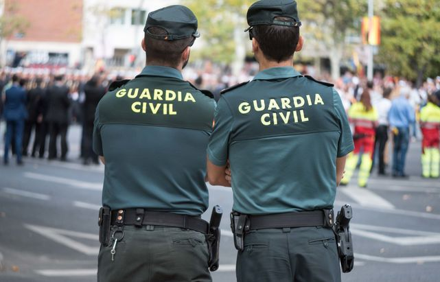Agentes guardia civil - Oposiciones guardia civil